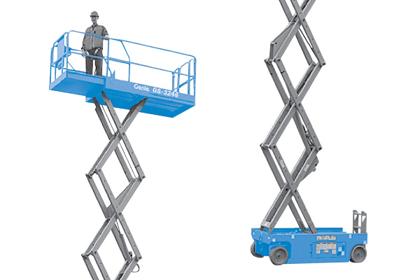 new scissor lift brisbane