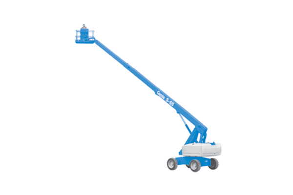 new telescopic boom lift