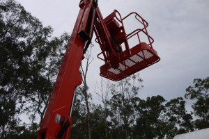 knuckle boom hire brisbane