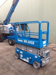 Genie GS -1932 Scissor Lift Brisbane